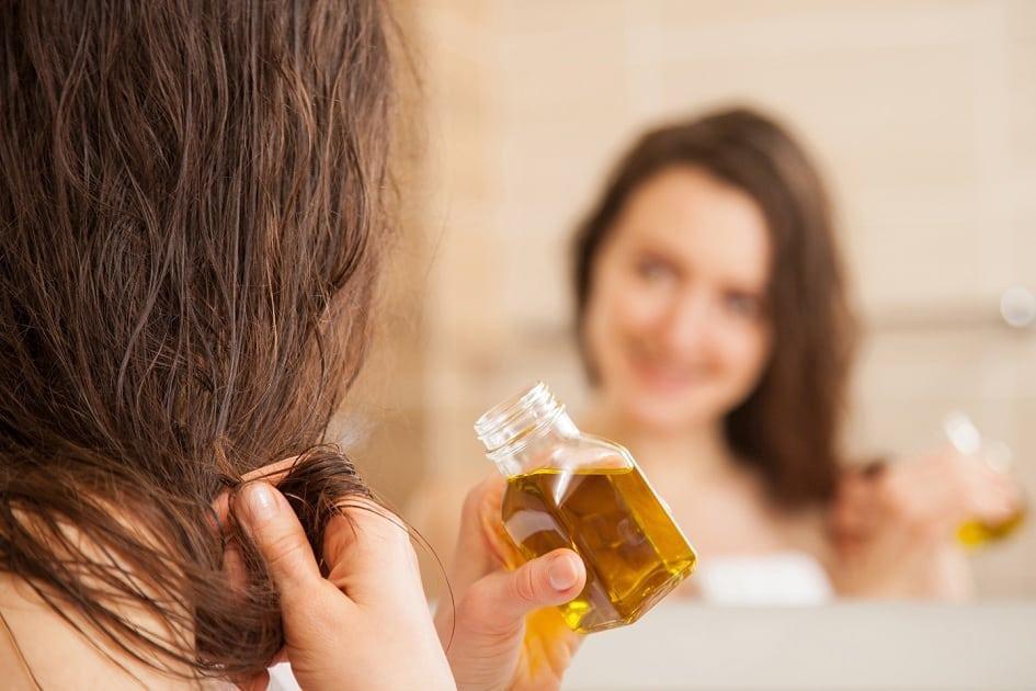 dicas para encontra os melhores óleos para cabelo