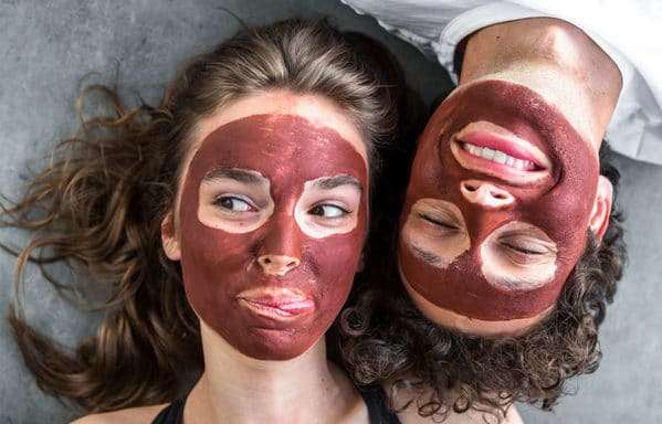 melhores máscaras de argila