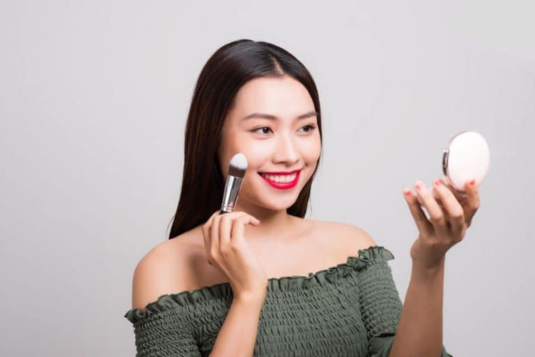 acessórios para a maquiagem