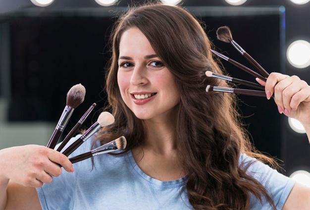 como escolher os melhores kits de pincéis de maquiagem