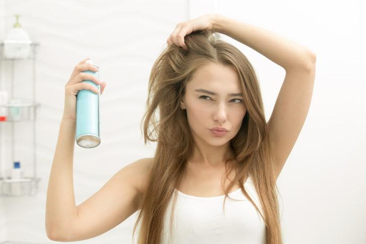 dicas para escolher os melhores shampoos a seco